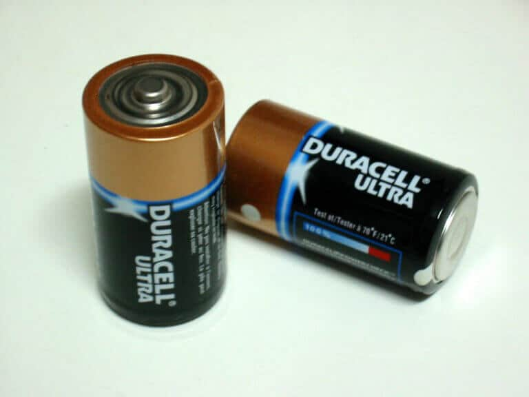 Rangefinder Battery
